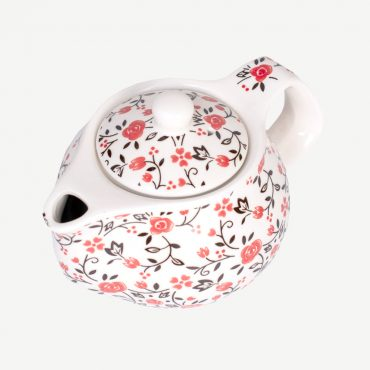 Teapot with infuser in various designs