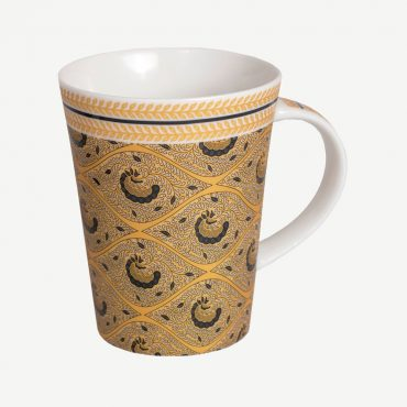 Gold design cup